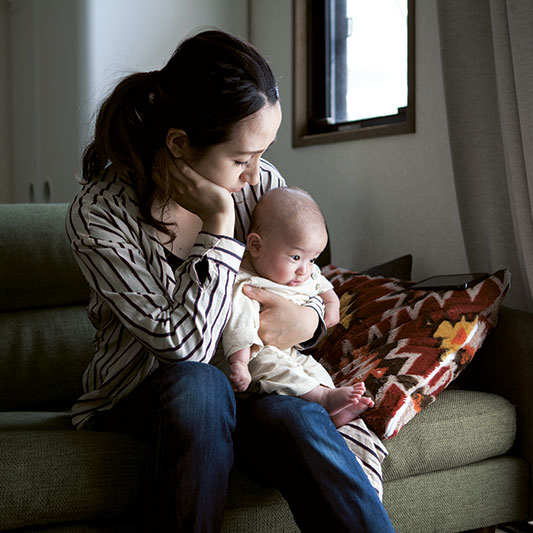Mental health can be a challenge for many postpartum parents.