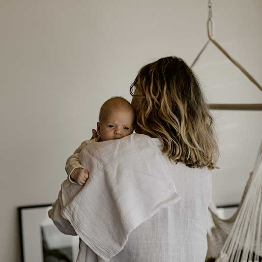 Keep your home smokefree for the health of your baby