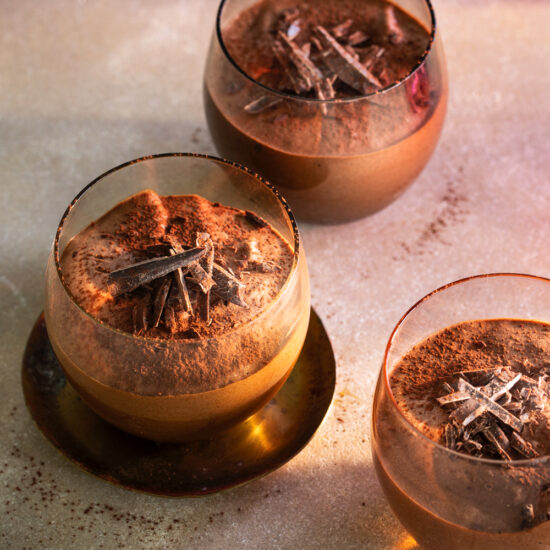 Chelsea Winter's Chocolate Mousse