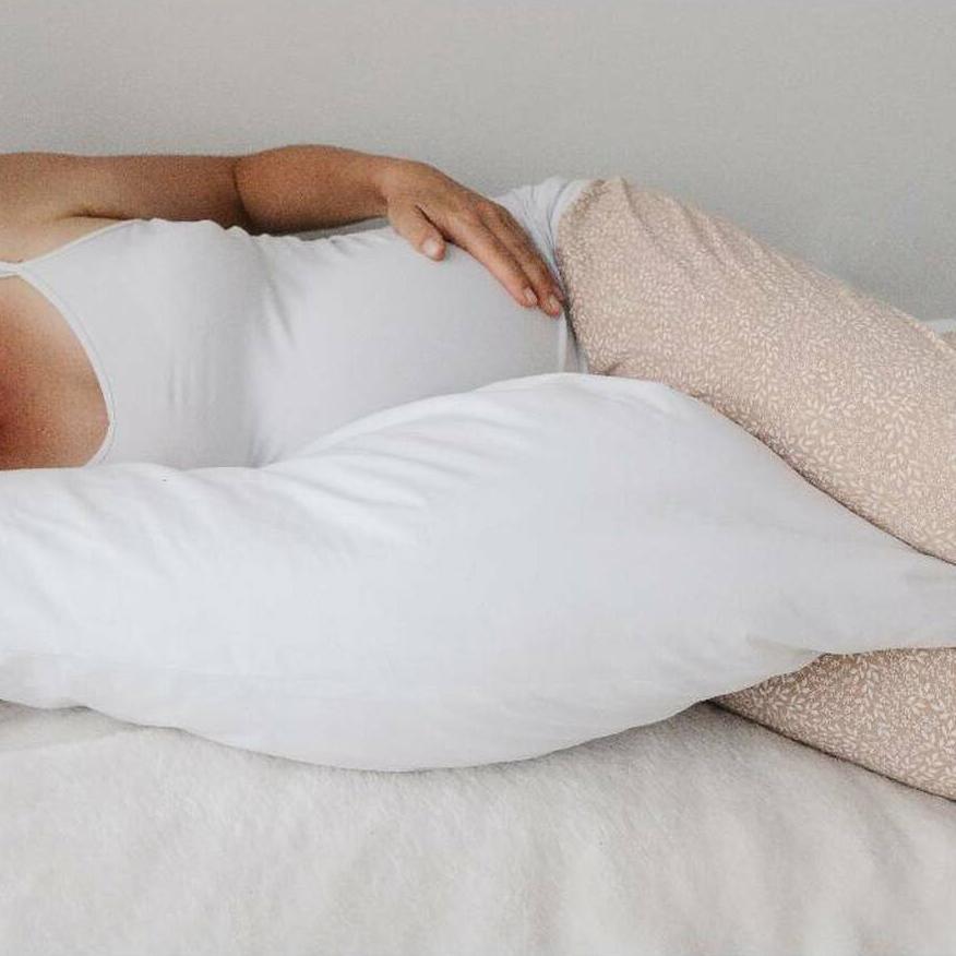 The Sleep Store pregnancy pillow
